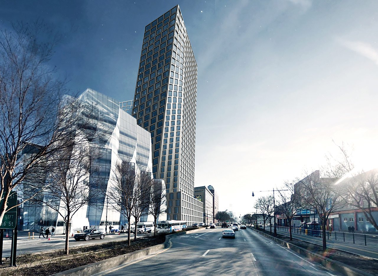 Bjarke Ingels Group Unveils Project For Meatpacking