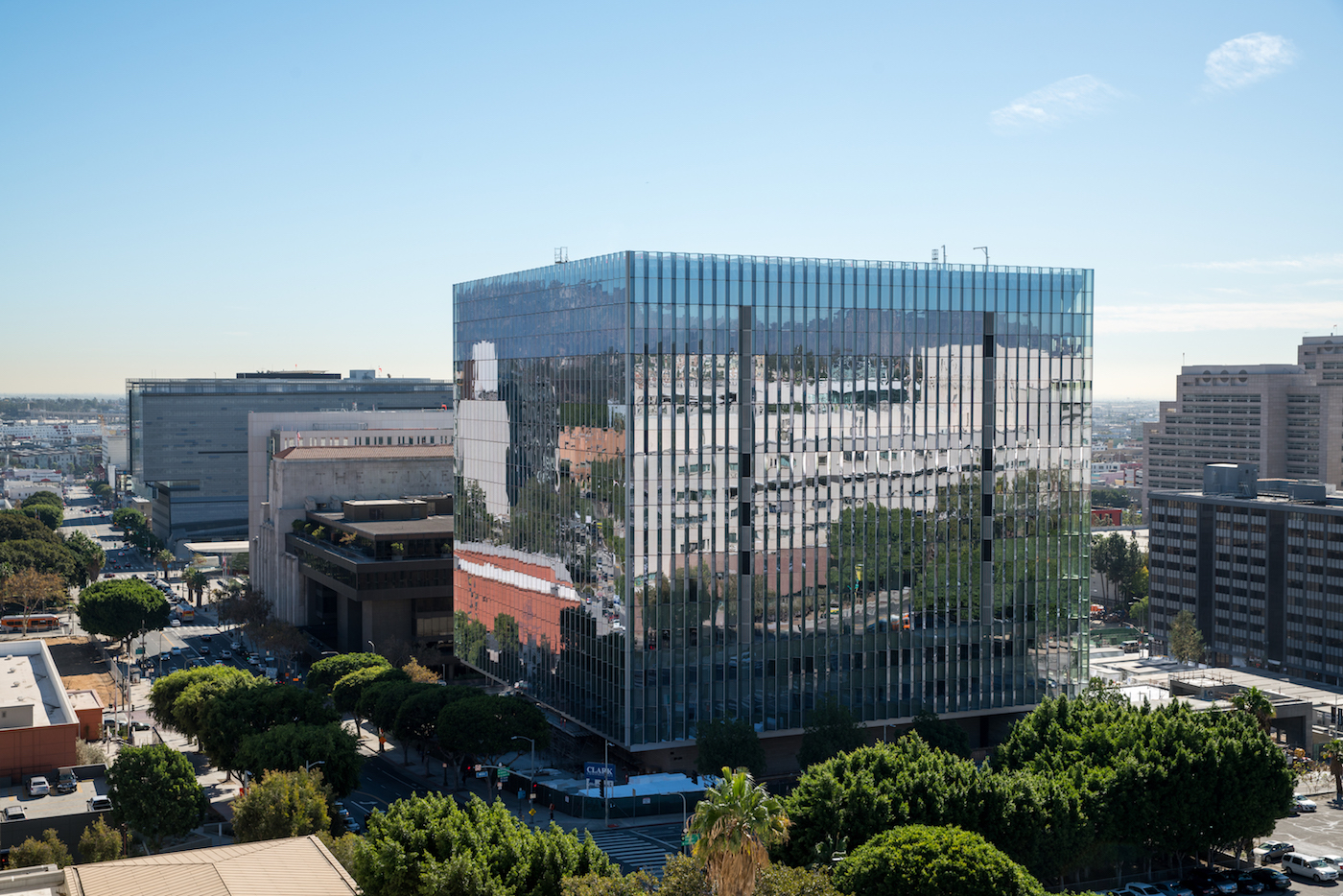 A look inside the new los angeles federal courthouse for New house in los angeles
