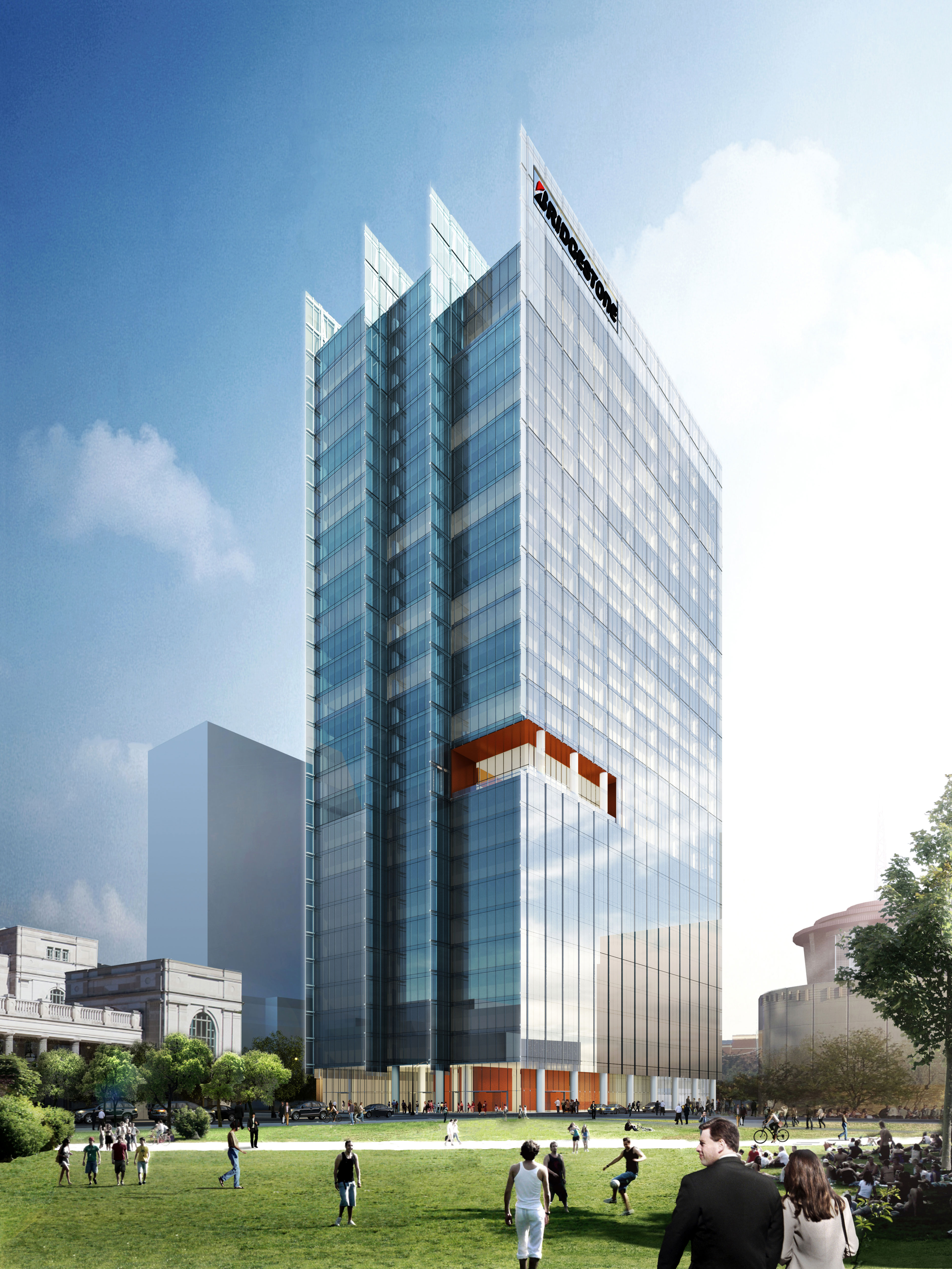 Perkins Will Office Tower Rising In Nashville
