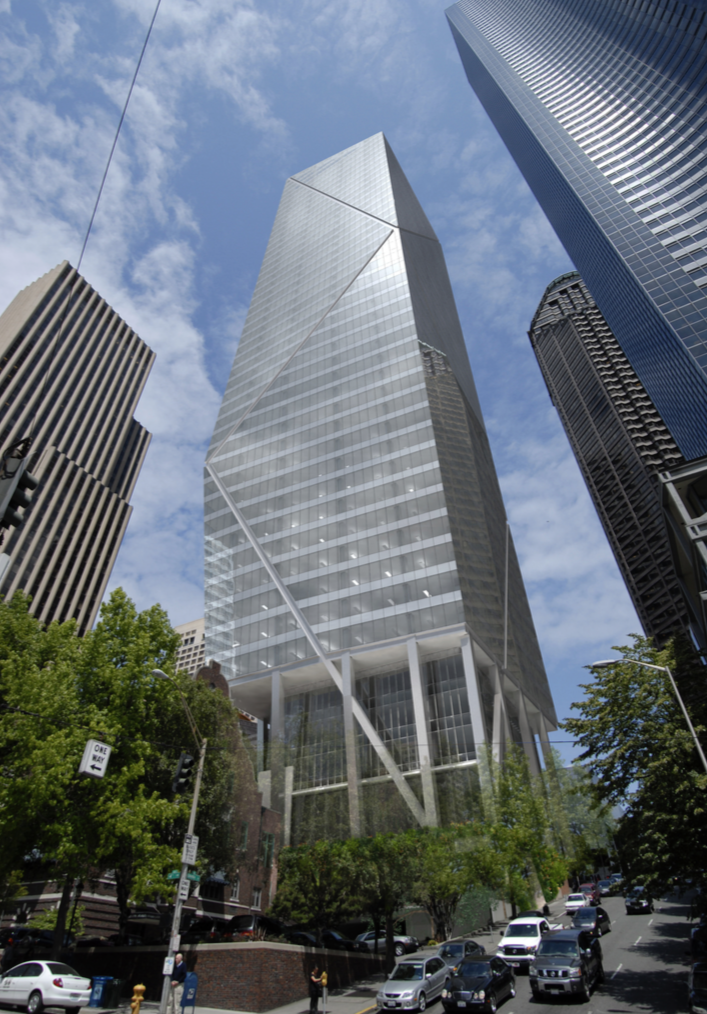 The mark to become seattle 39 s newest icon skyrisecities for Seattle builders