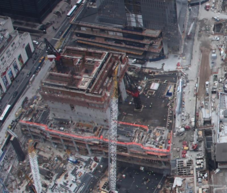 3WTC_2 Laying the Stree Floor Plate..jpg