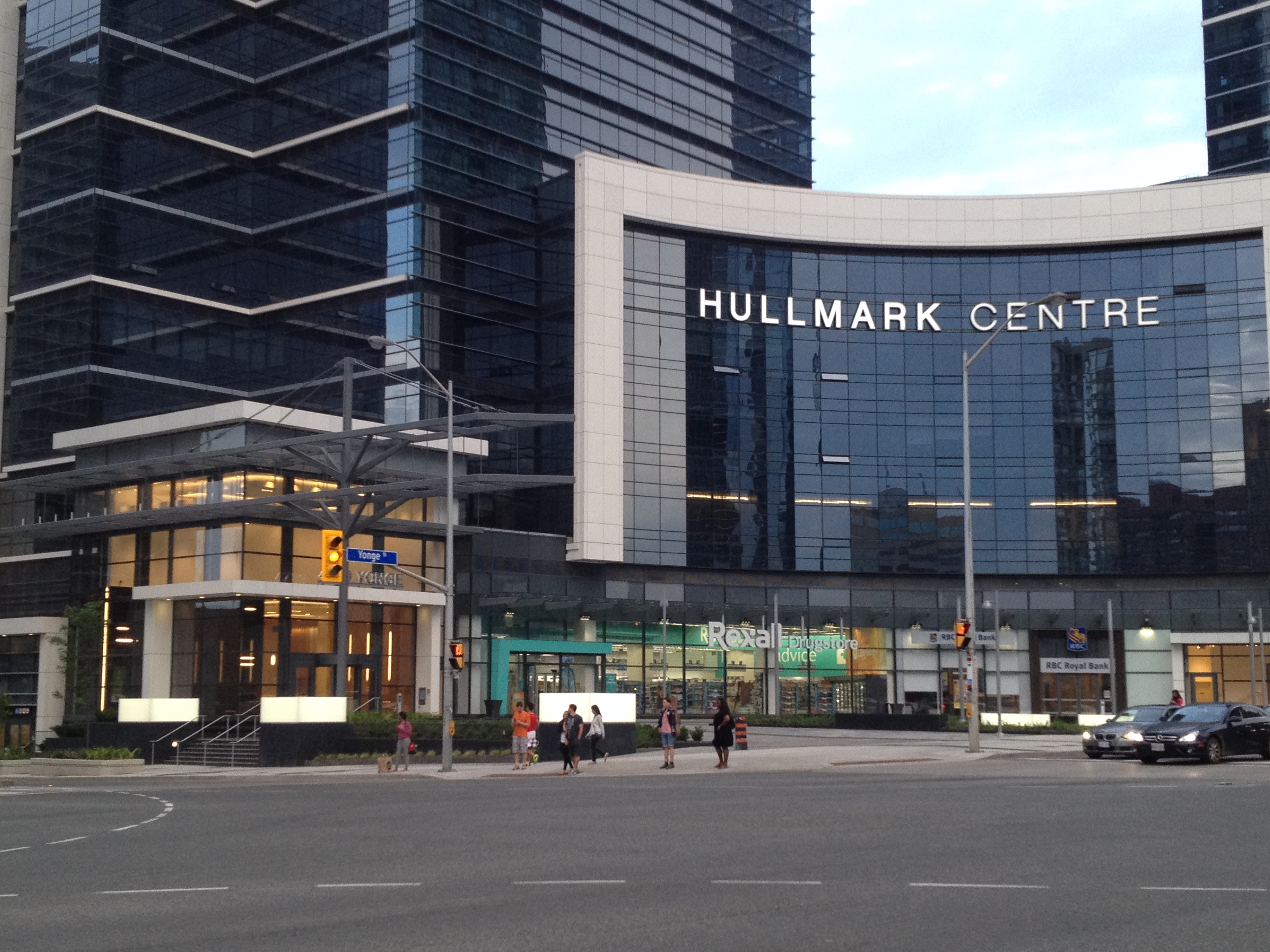 Toronto | Hullmark Centre | 168m | 45s | Tridel | Kirkor