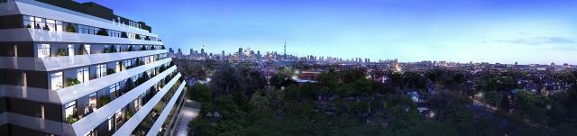 Monza Condos, Toronto, Benvenuto, StudioAC, +VG Architects