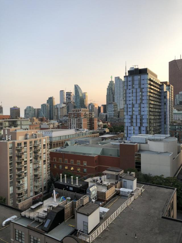 Daily Photo, Toronto skyline