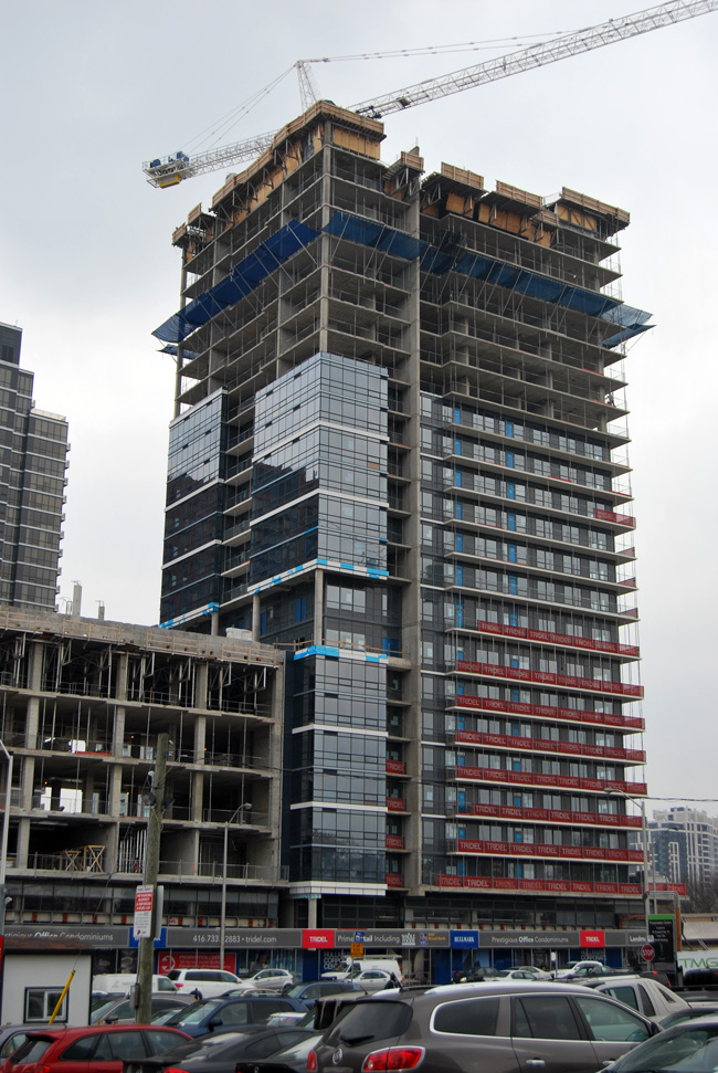 Sheppard Avenue Corridor Continues to Grow with Hullmark
