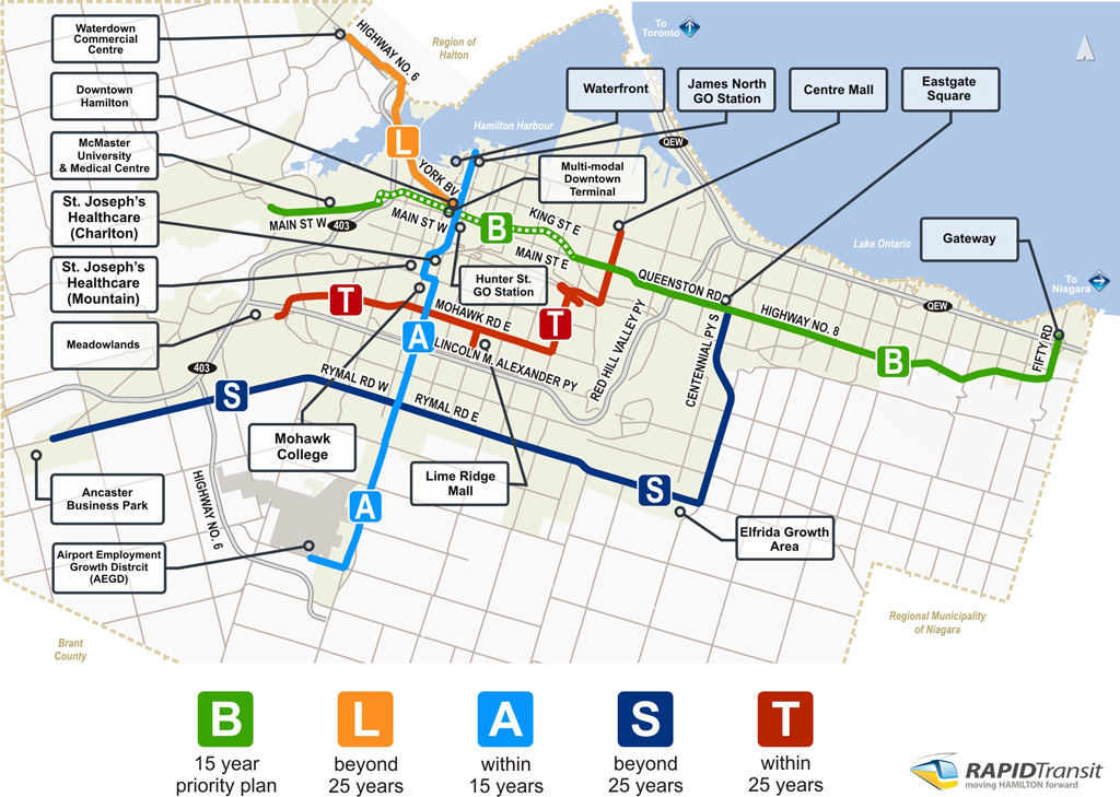Better Public Transit Options to Come for Hamilton Residents