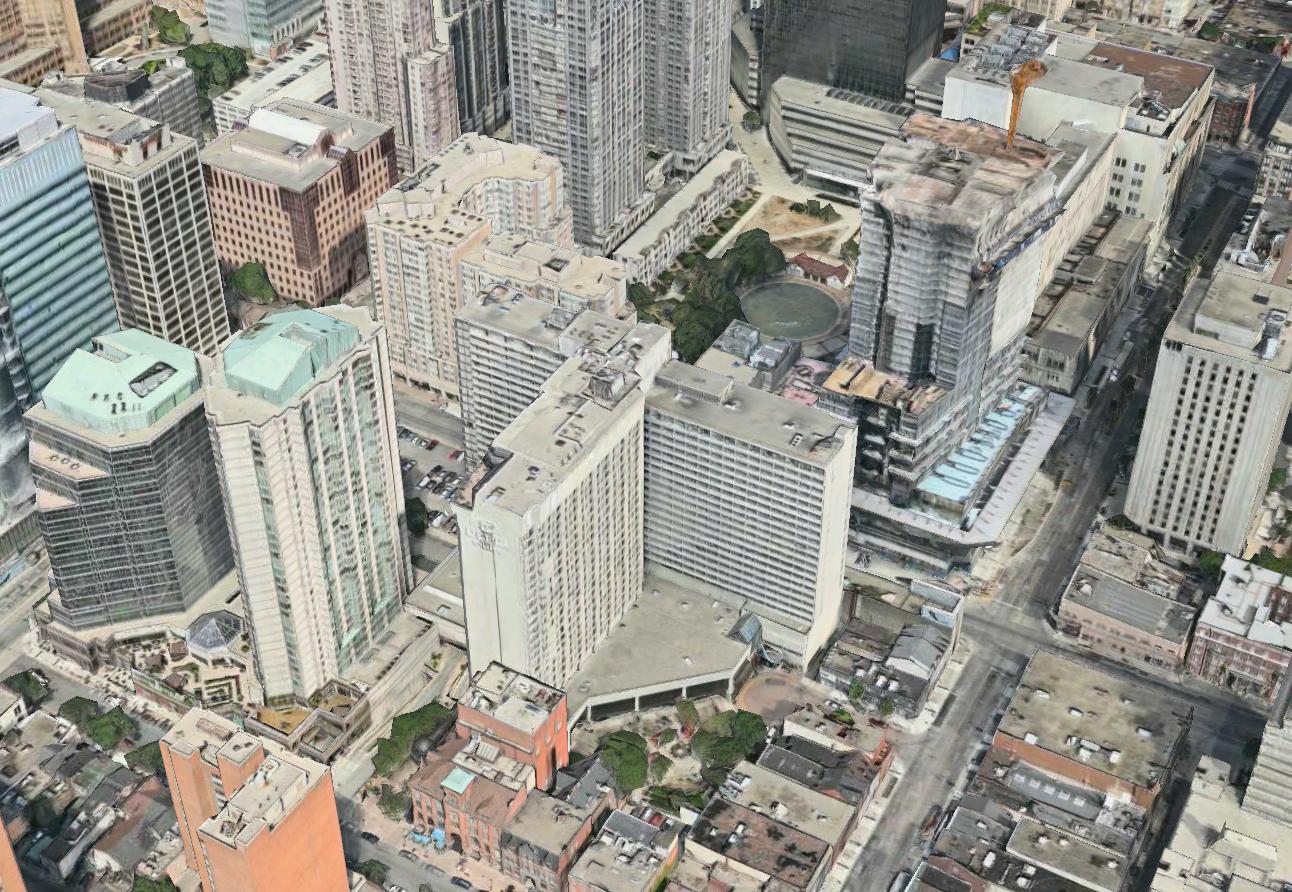 Mive Redevelopment Planned for Eaton Chelsea Hotel | UrbanToronto on