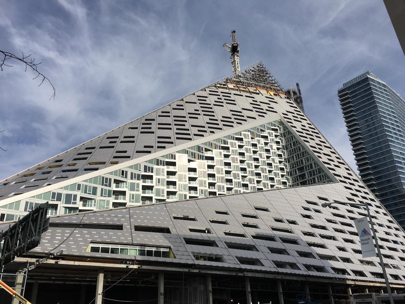 New Photos Highlight New York's VIA 57 West | SkyriseCities