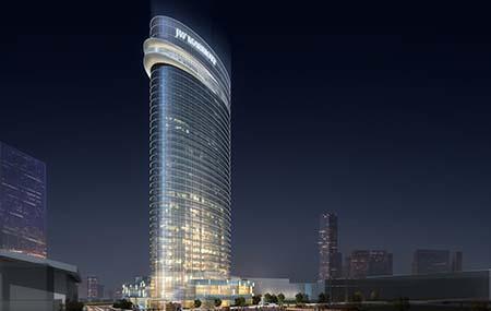 Jw Marriott Hotel Nashville Turnery Ociates United States