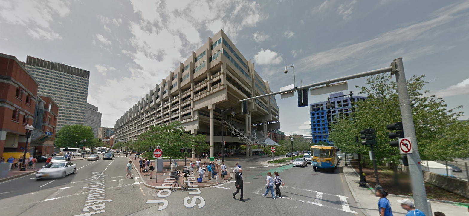 First Phase Of Government Center Garage Redevelopment Moving Forward