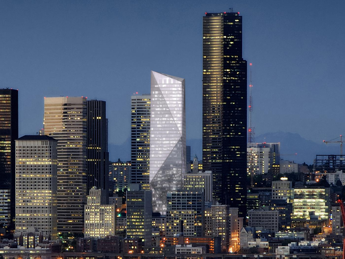 The Mark to Become Seattle's Newest Icon | SkyriseCities