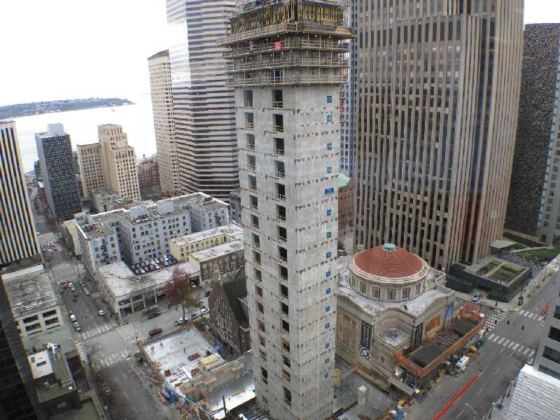 The Mark to Become Seattle's Newest Icon   SkyriseCities
