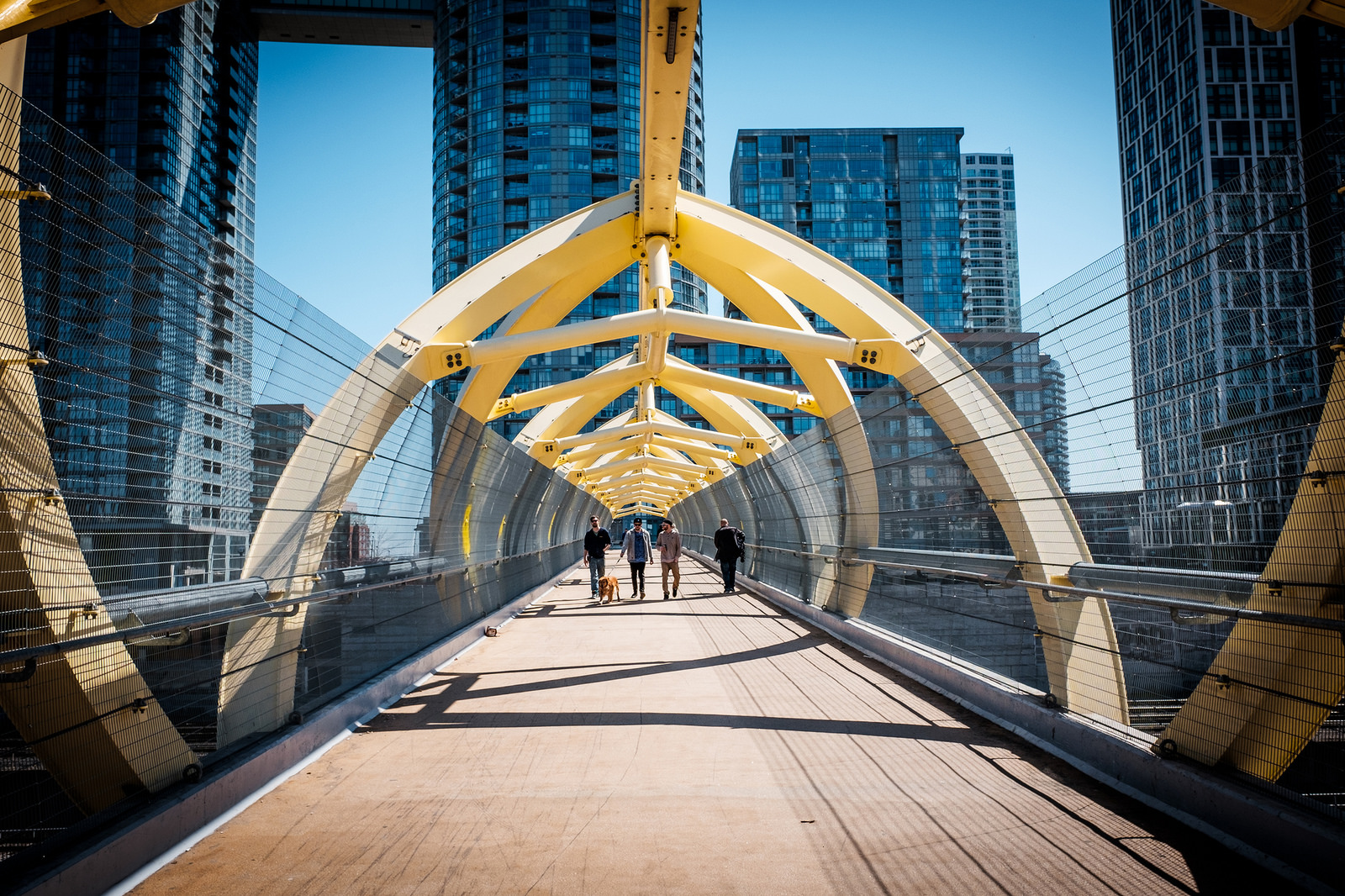 Photo of the Day: Puente de Luz Bridge | UrbanToronto