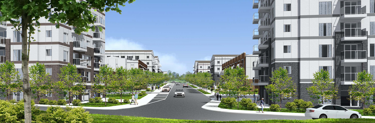 Subdivision Proposed for Former Hospital Site on Keele
