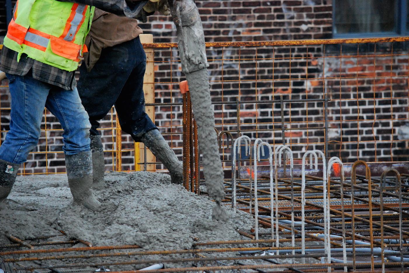 In Situ Reinforced Concrete Floor Slab - Carpet Vidalondon