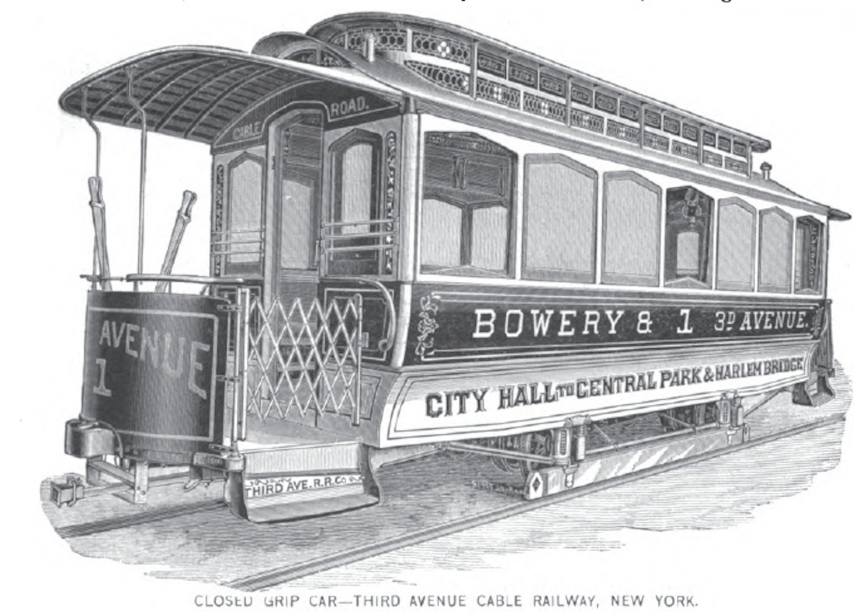 Once Upon a Tram: A Century of Trolley Dodging in Manhattan ...