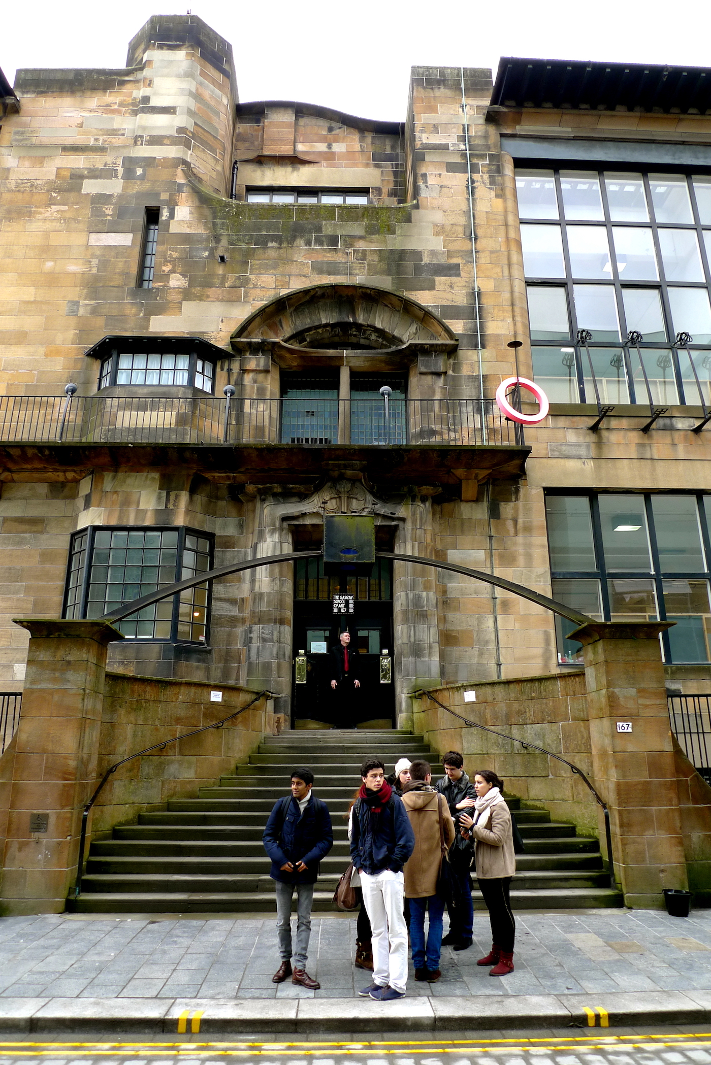 Cityscape Charles Rennie Mackintosh And The Glasgow School Of Art Skyrisecities