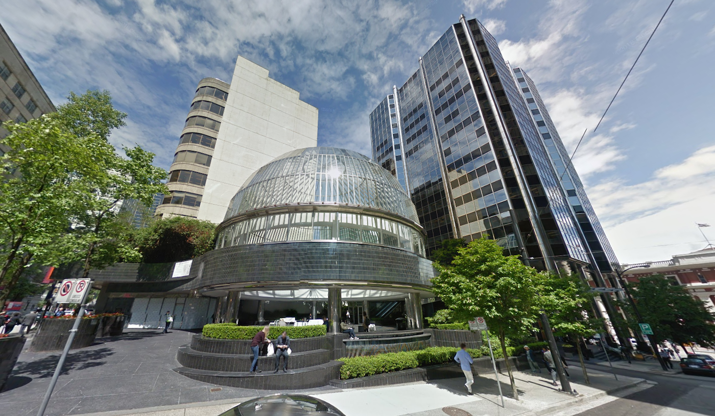 google office vancouver. Google Office Vancouver. Existing Site Conditions, Image Retrieved From Street View Vancouver