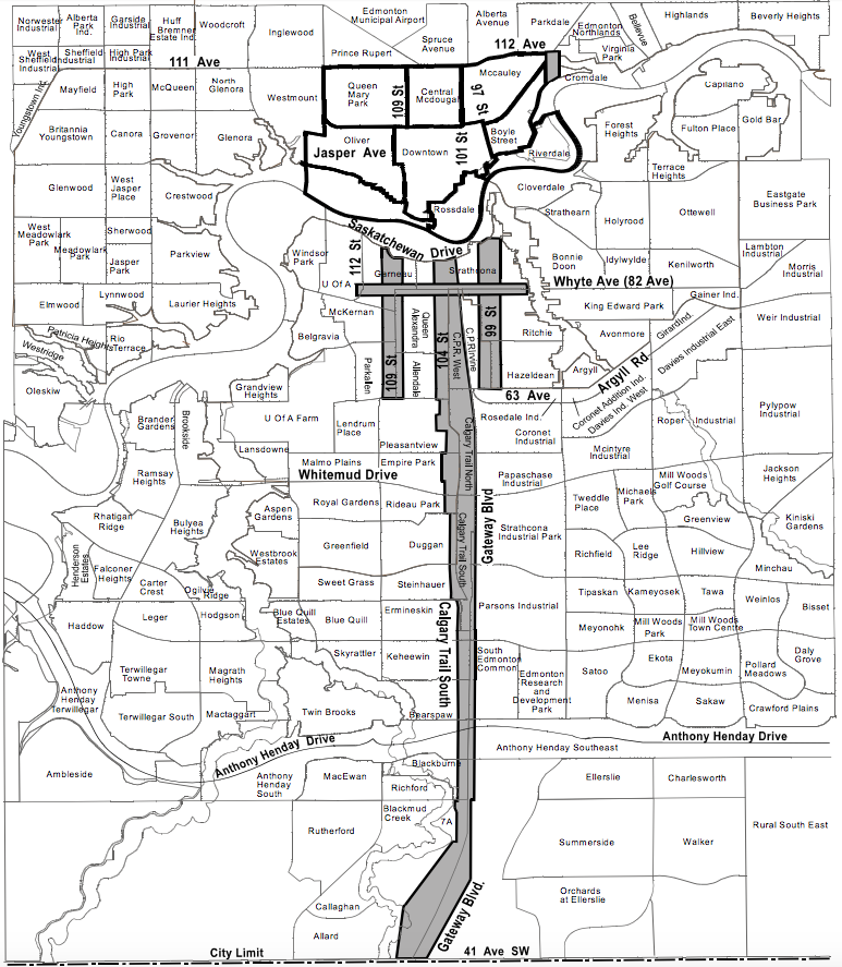 A Brief Overview Of The Edmonton Design Committee