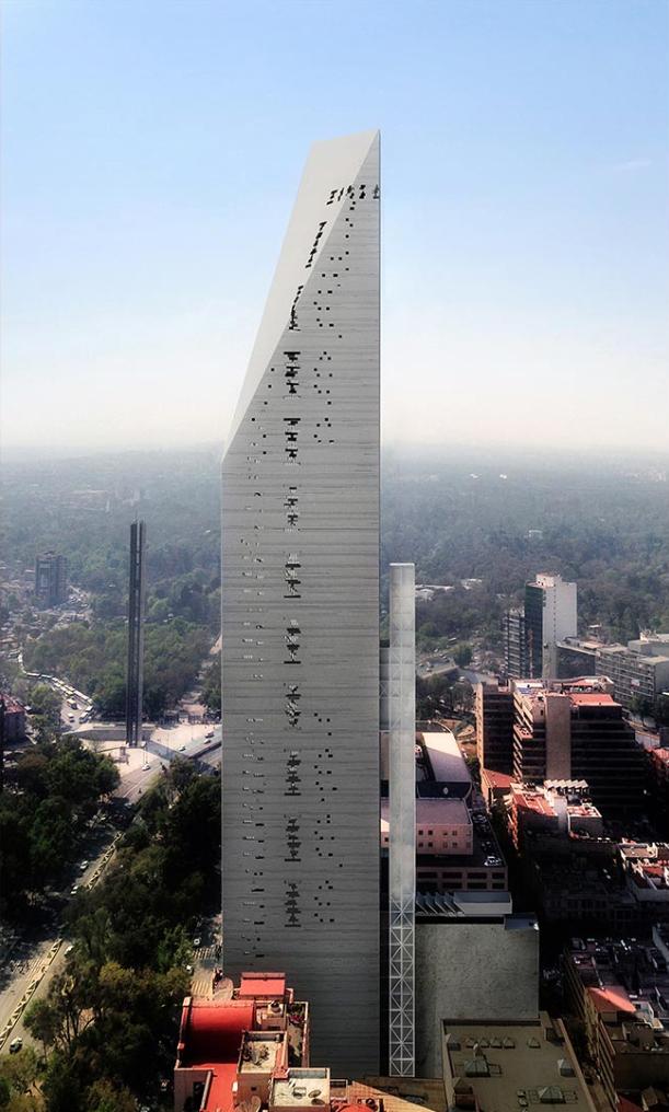 Realizing Torre Reforma's Eco-Friendly Design   SkyriseCities