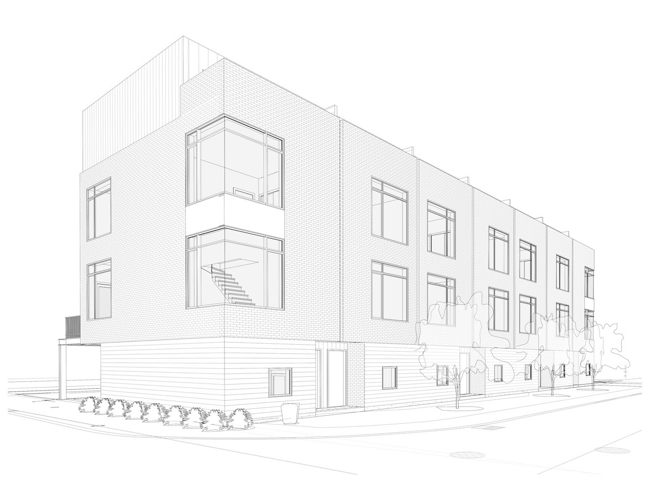 growth to watch for dupont the junction and st clair west Toronto Indian Community rendering of 1025 dupont street image retrieved via submission to the city of toronto