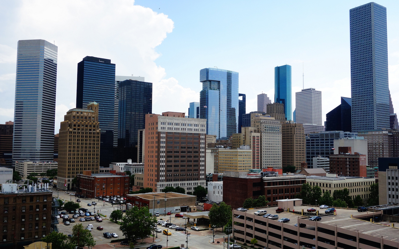 Houston's BG Group Place From the Drawing Board to Reality