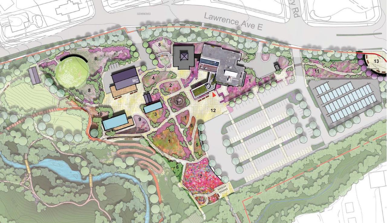 Master Plan Sets Vision For Refreshed Toronto Botanical Garden