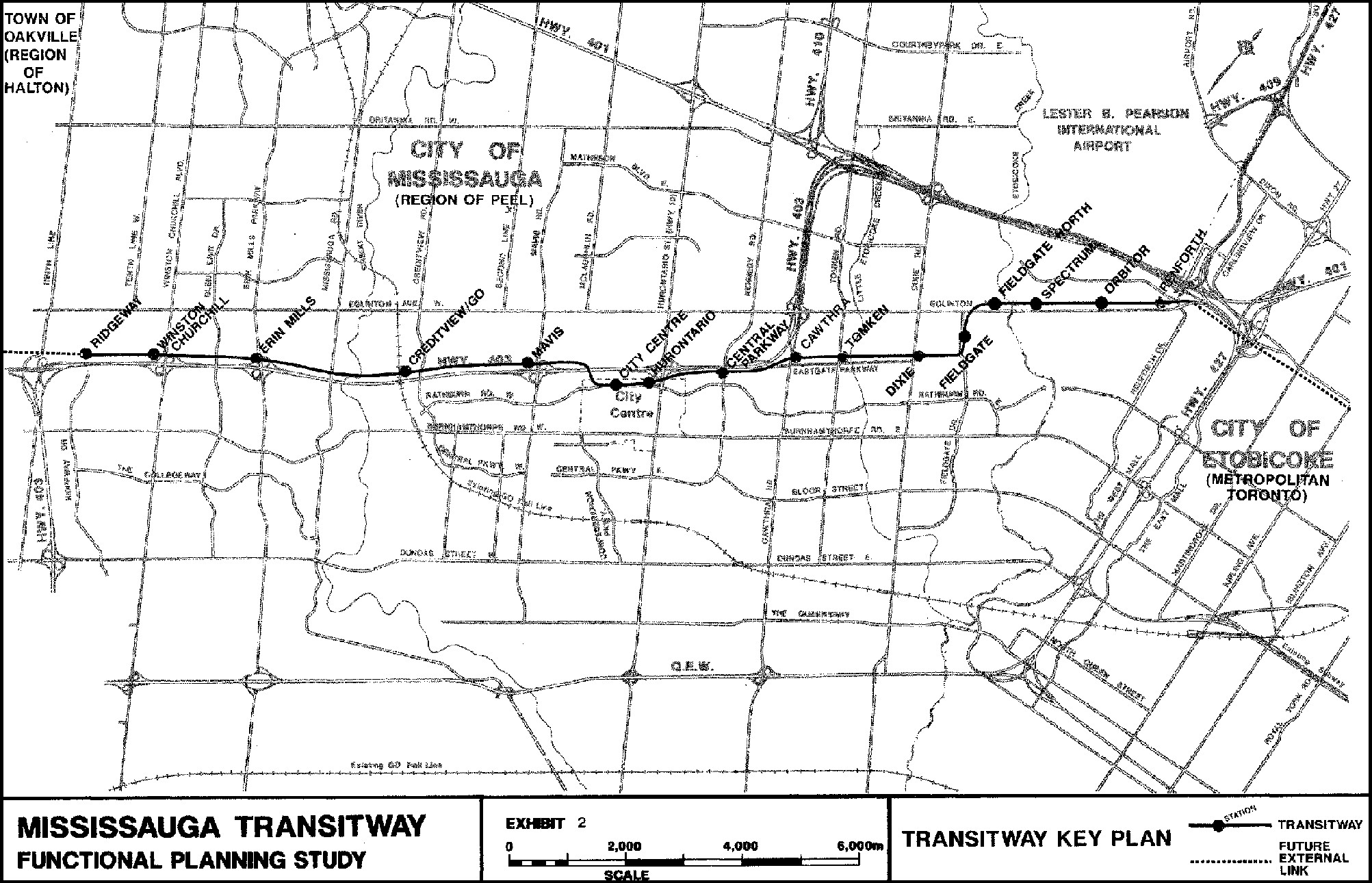 Mississauga Transitway 'Complete' — For Now | UrbanToronto