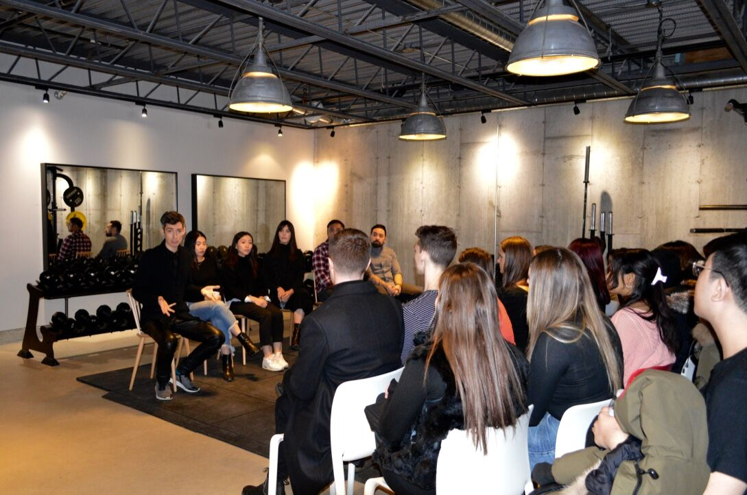 George Brown Interior Design Program Grows With Collaborations Urbantoronto