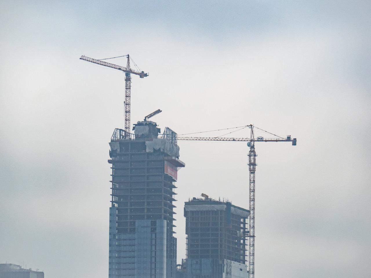 Edmonton\'s Tallest Building Tops Off as Metal Crown Framing ...