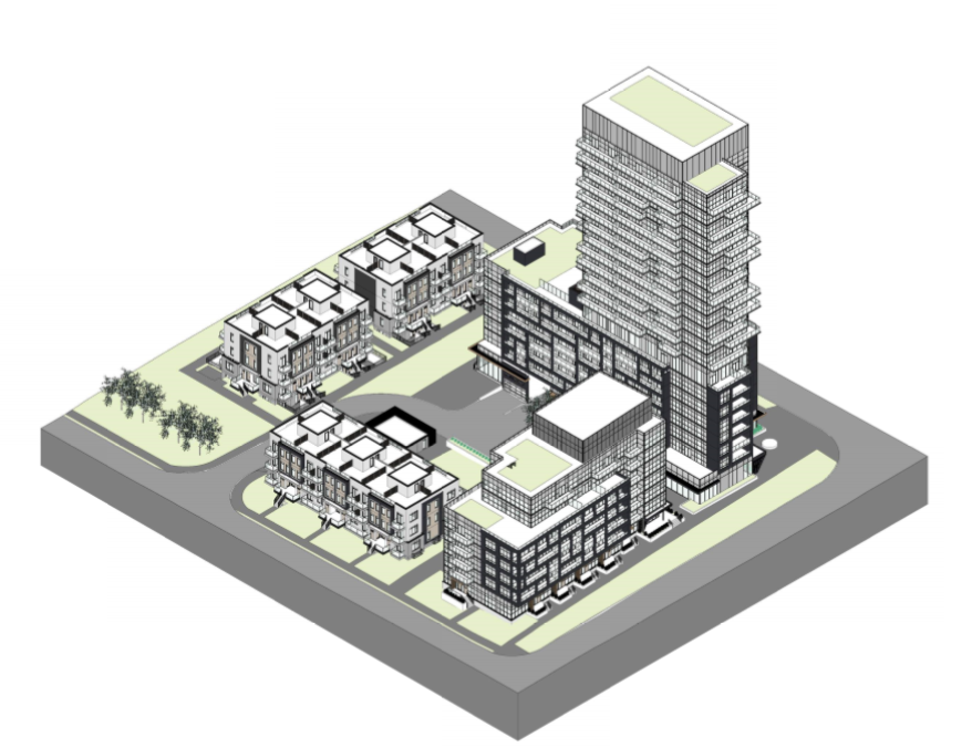 New Residential Proposal for Lawrence and Birchmount | UrbanToronto