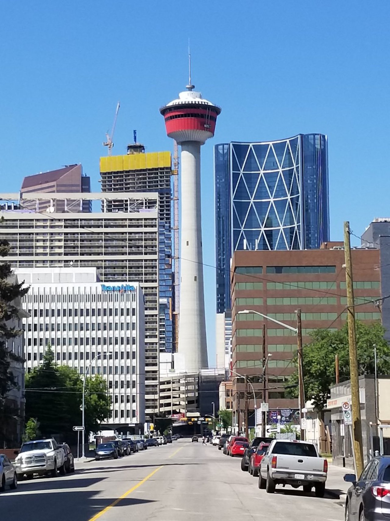 Image result for calgary tower