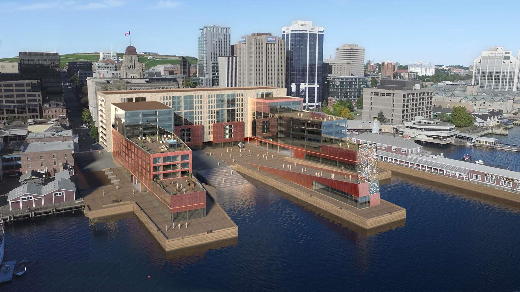 queen s marque to transform halifax s downtown waterfront
