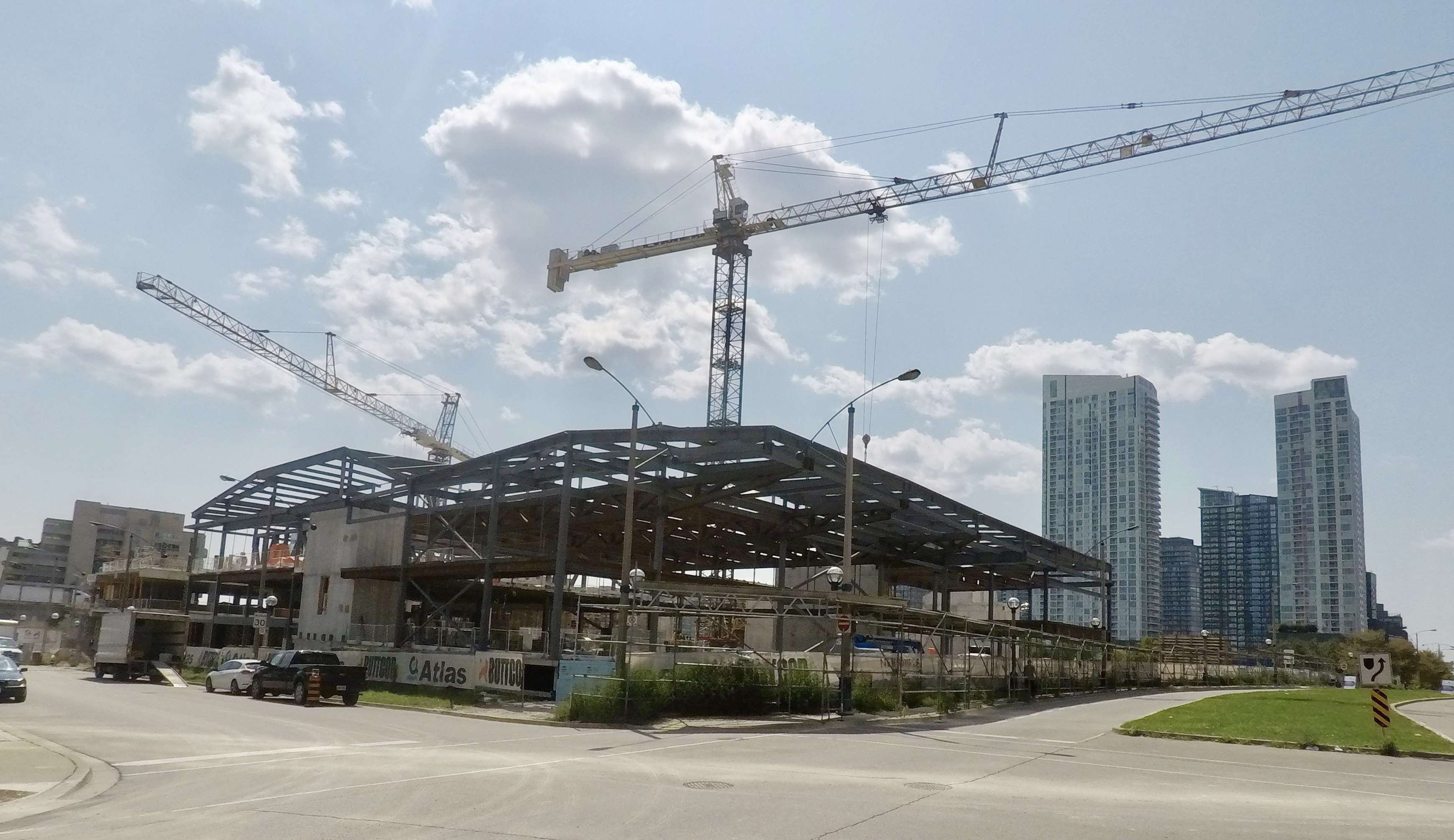 New Schools and Community Centre Growing in CityPlace