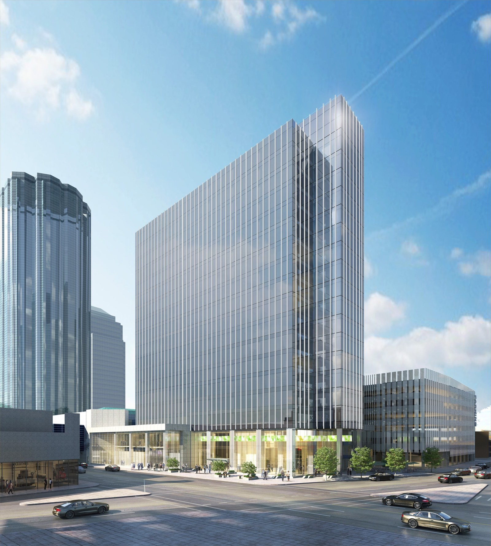 HSBC Bank Place Revitalization to Transform Downtown Office Tower