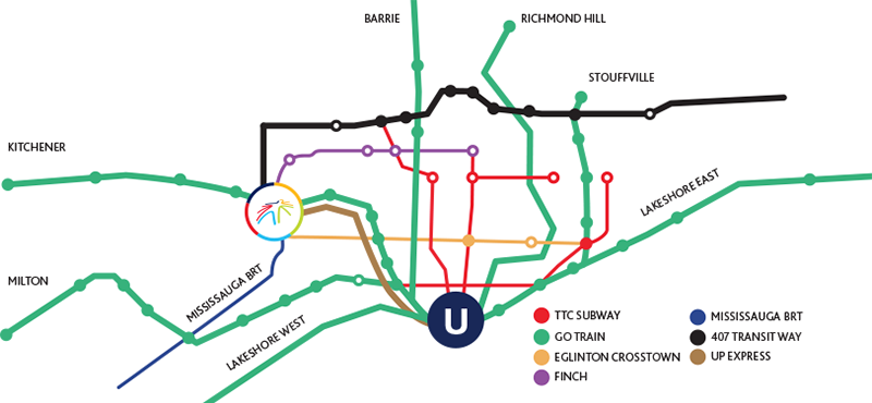 New MiWay Express Service Boosts Pearson Transit Terminal Plan ... on