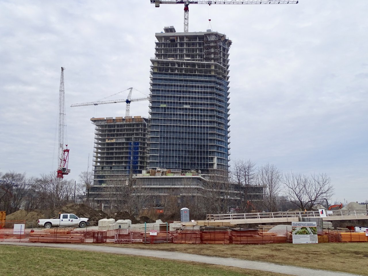 Garrison Point Ascends in Toronto's Ordnance Triangle