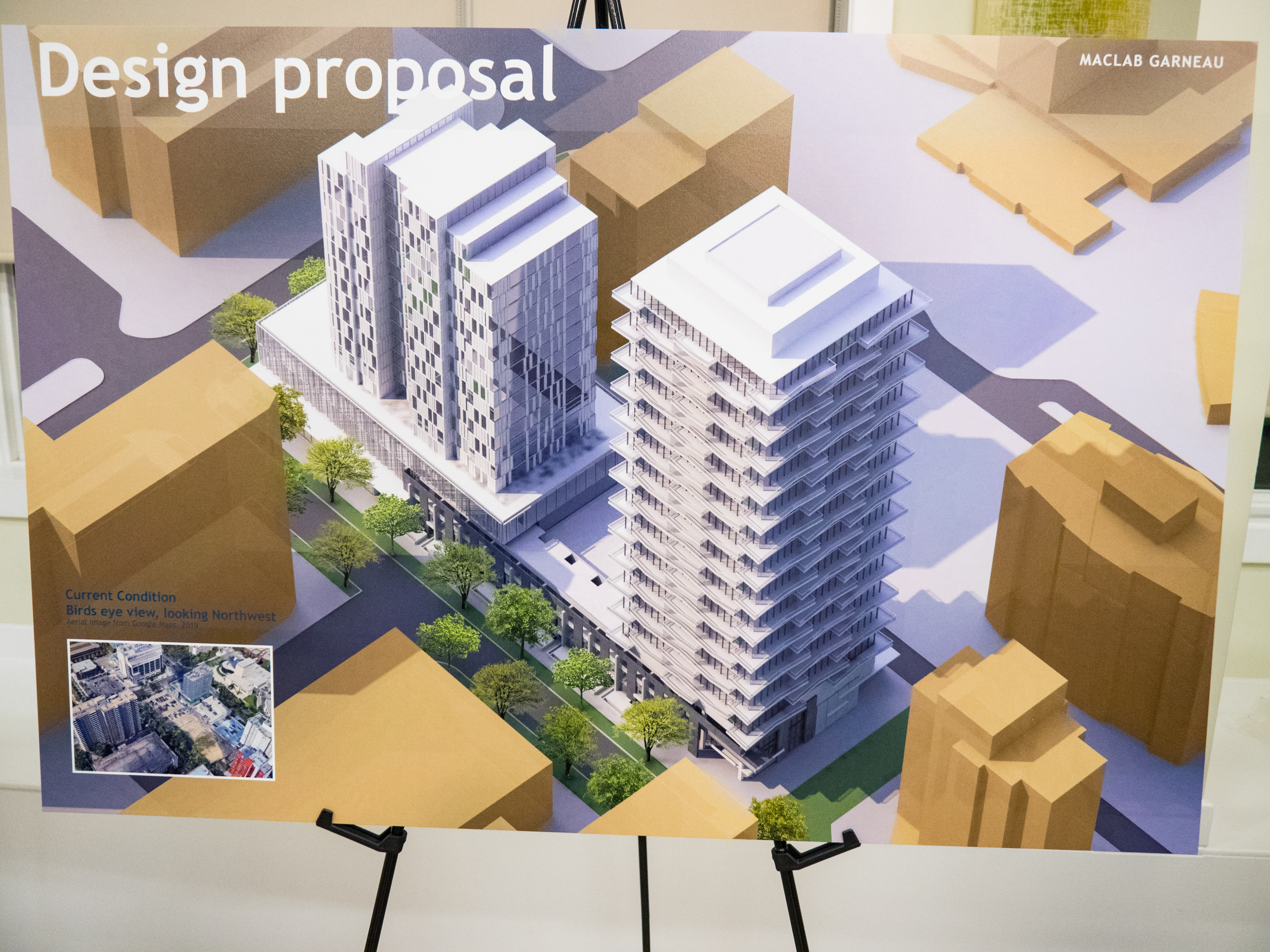 Tallest Tower Proposed For Garneau