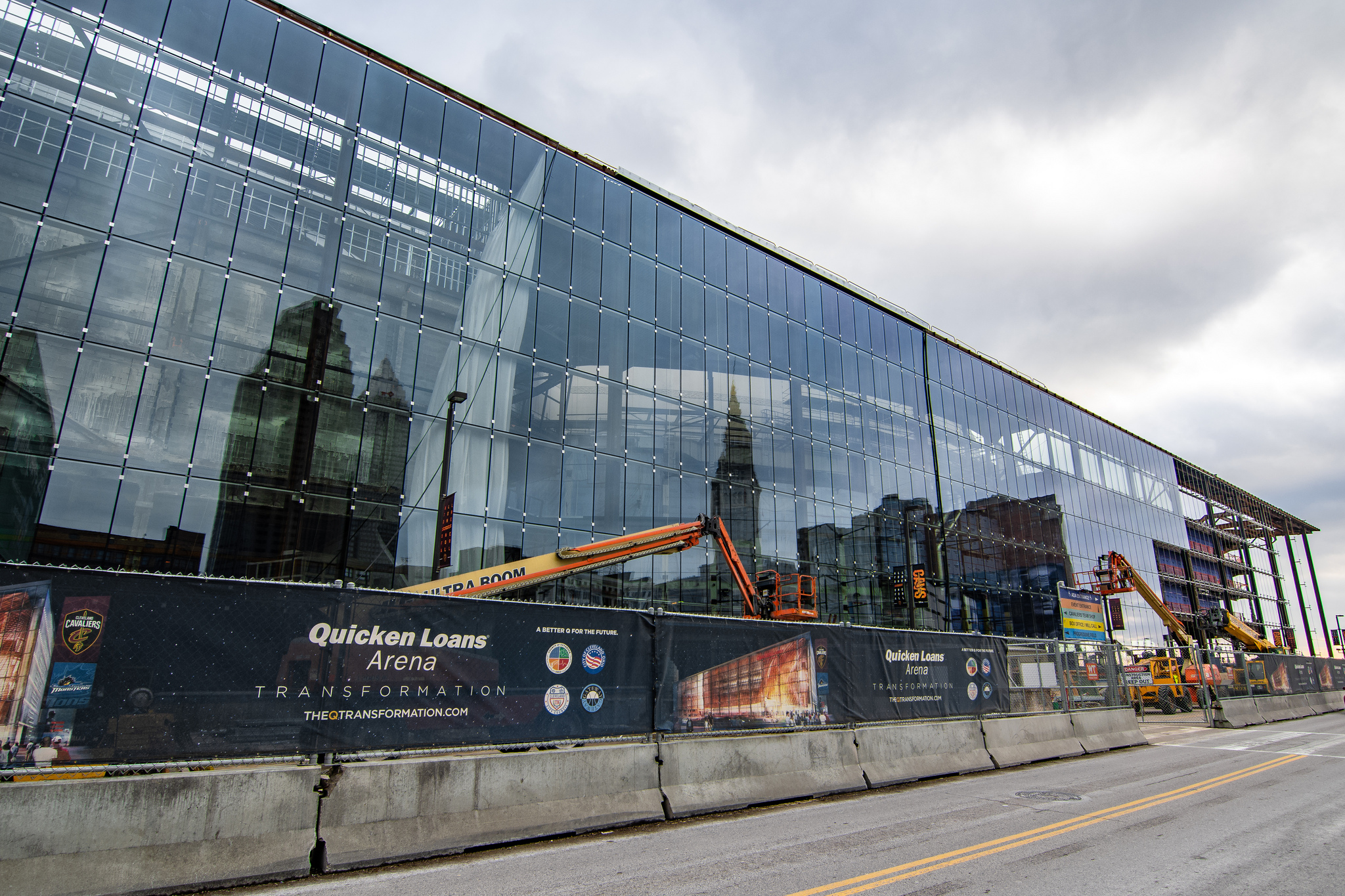 Cleveland's Quicken Loans Arena to Finish Renovation in the