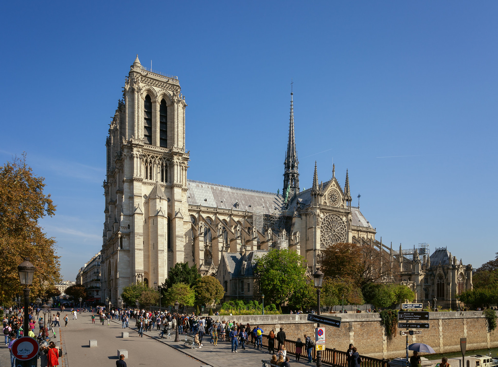 4c8197f9903d International Fundraising Campaign Launched to Rebuild Notre-Dame ...