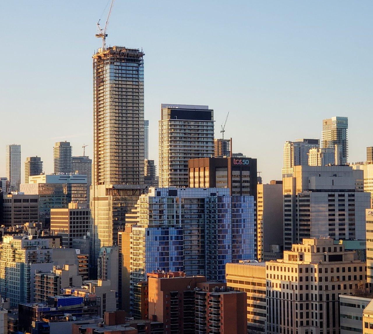 Gta Condo Construction Hits Record High In Q1 2019 Urbantoronto