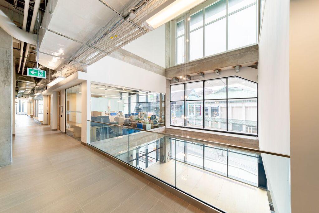 George Brown Opens School Of Design At Daniels Waterfront Urbantoronto