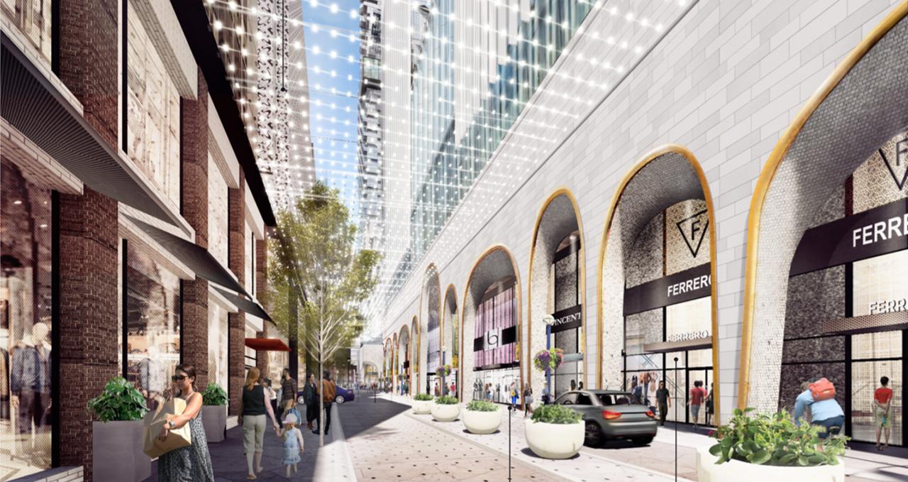 Big Ask Big Give Cumberland Square Makes Drp Debut Urbantoronto