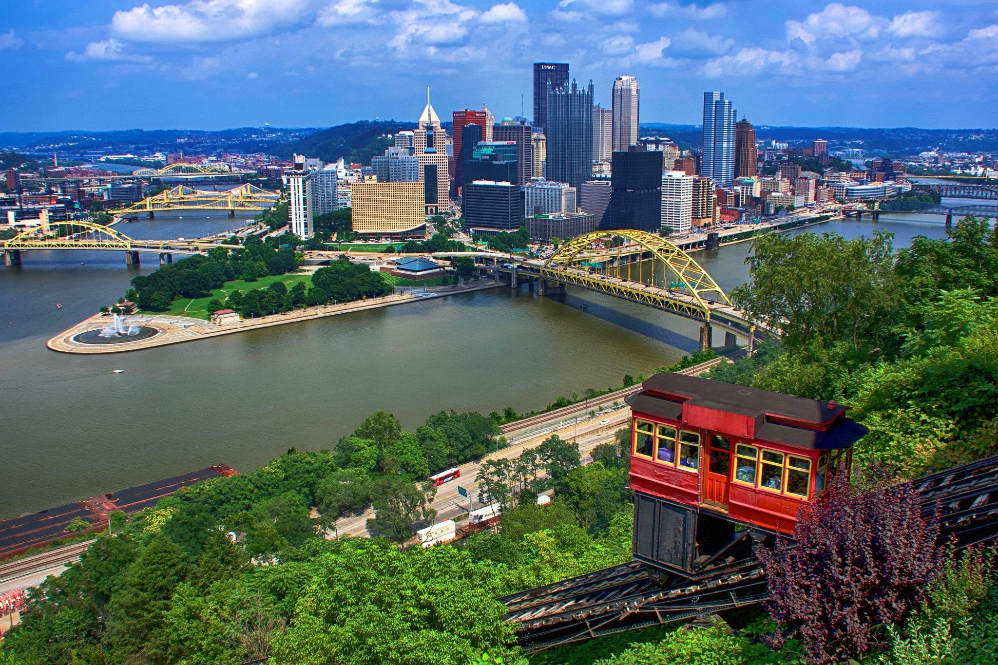 Pittsburgh Panorama | SkyriseCities