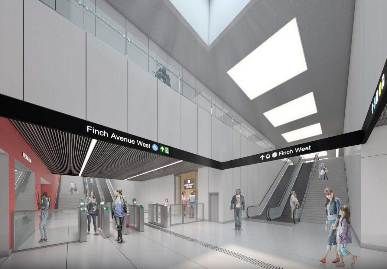 Finch West LRT, Toronto, Metrolinx, TTC, transit
