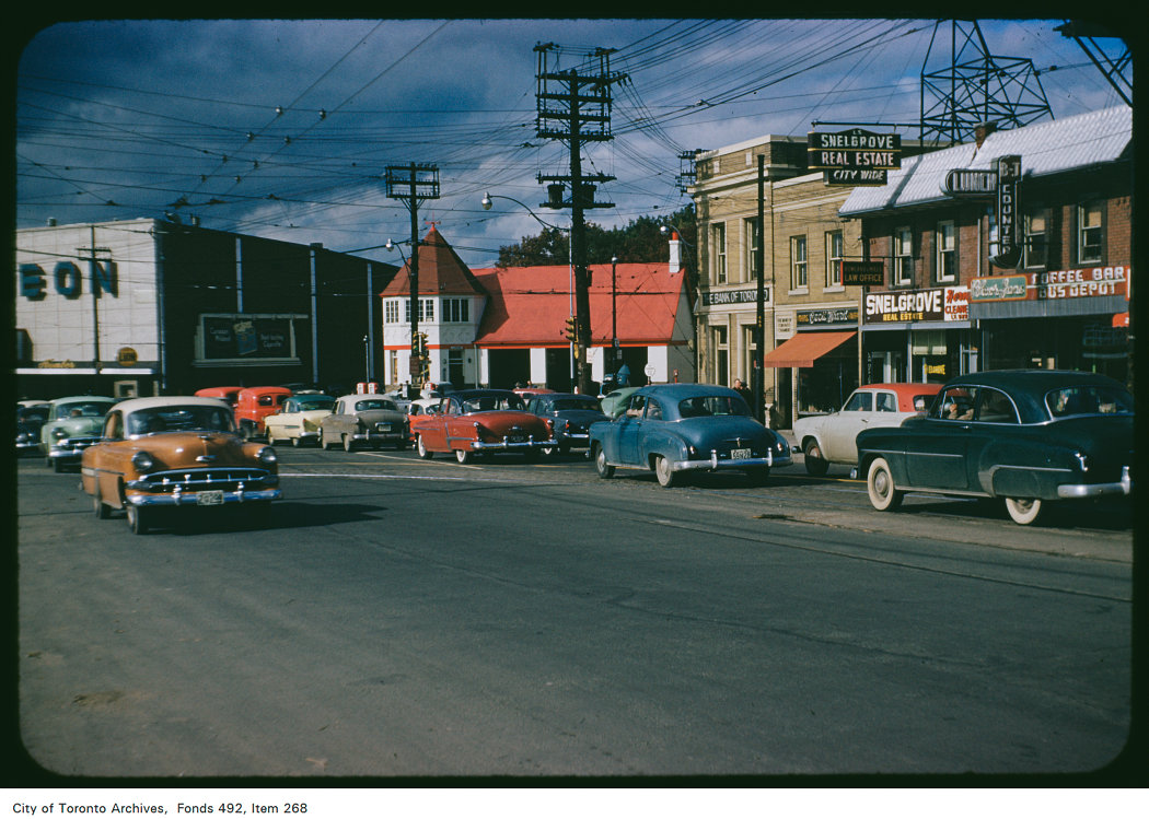 Then and Now: Jane and Bloor