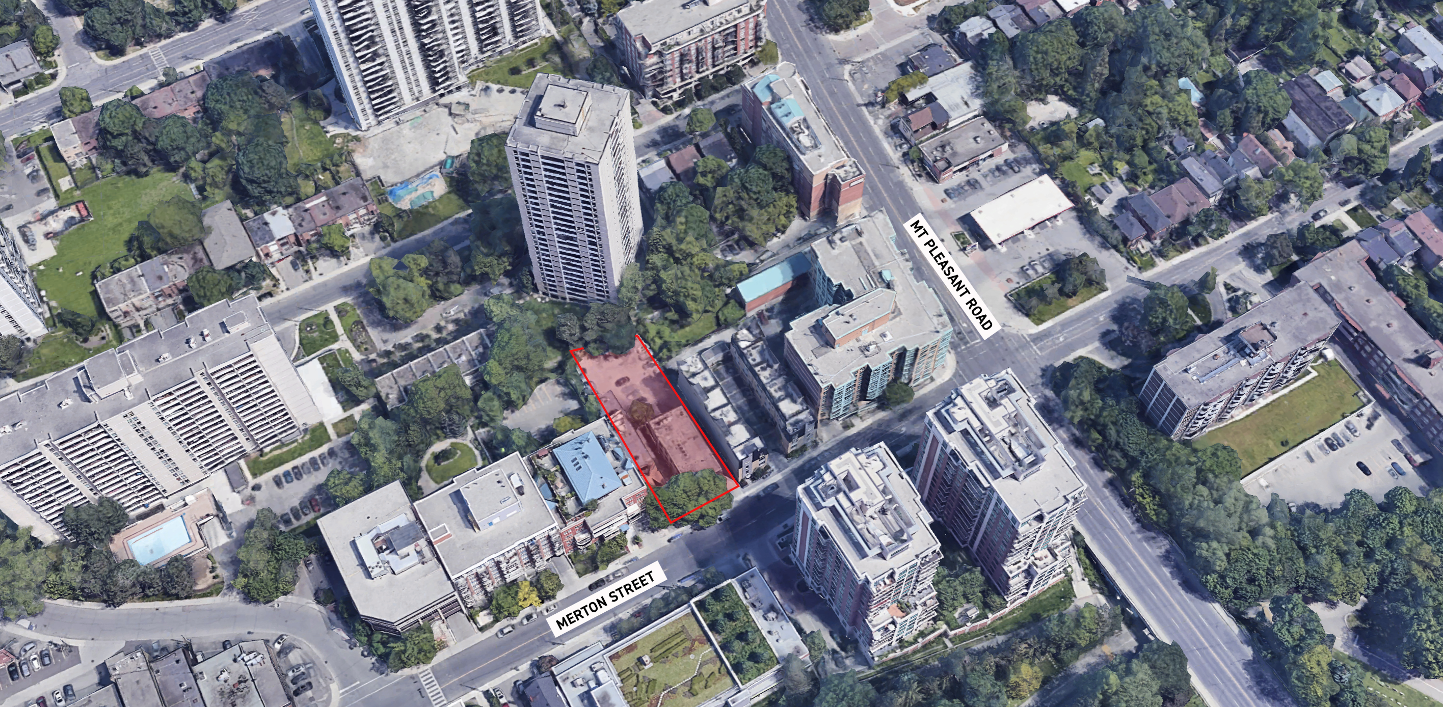 Application Revised for 13-Storey Rockport Group Condo on Merton