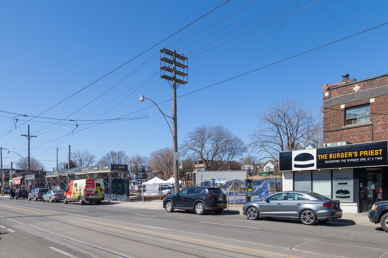 Throwback Thursday, WestBeach Condos, Toronto, 1602 Queen Street East