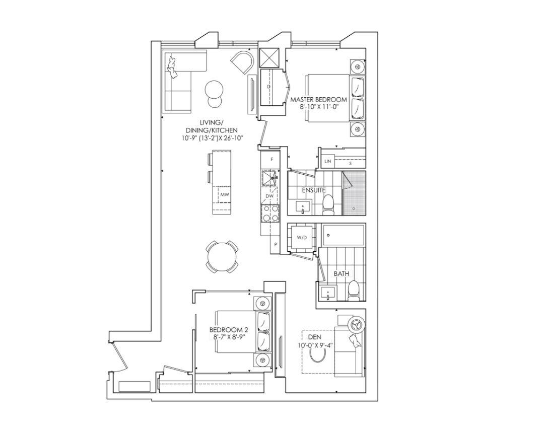 Minto Communities GTA, The Saint, Wallman Architects, 89 Church, Toronto