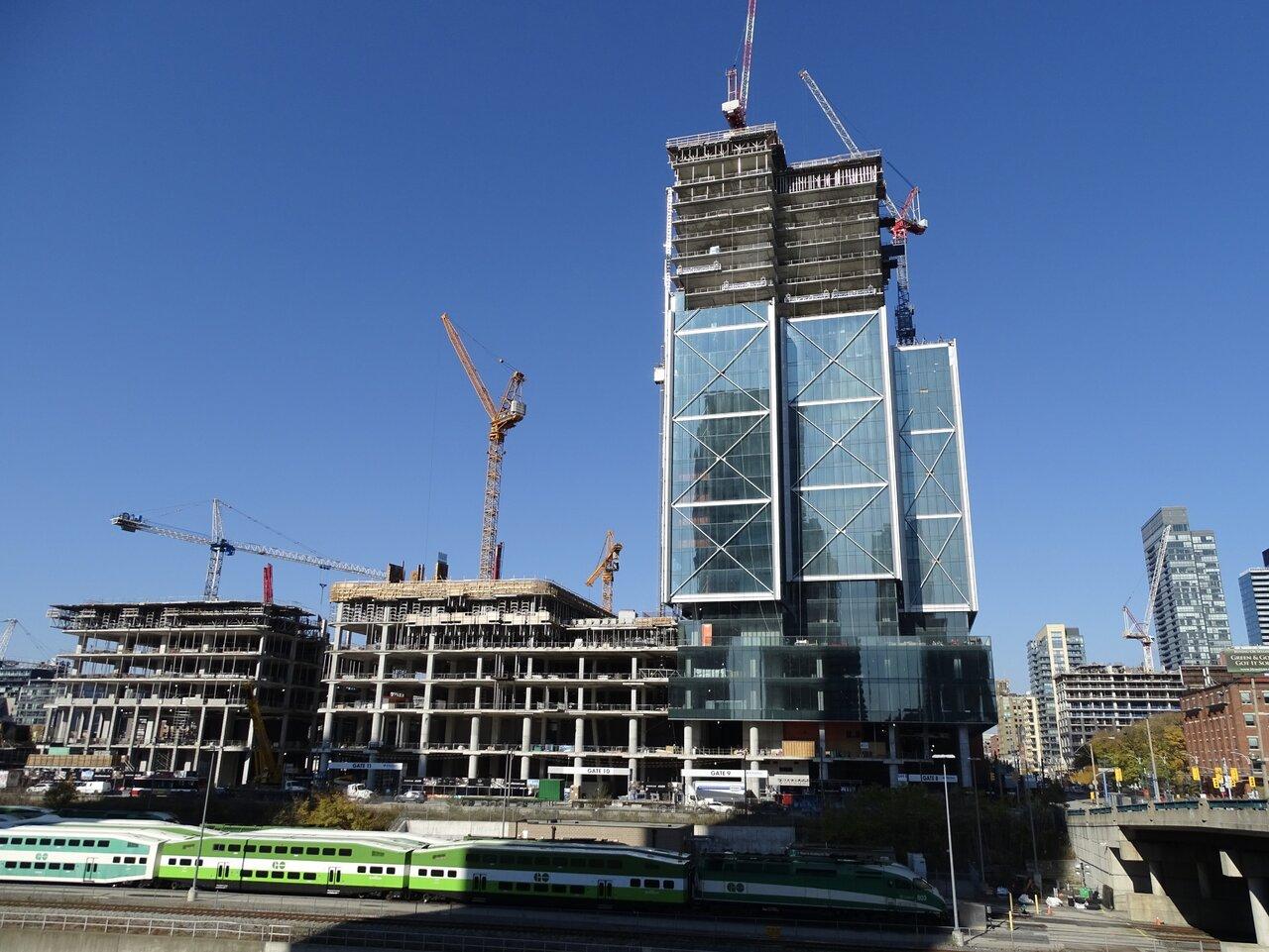 The Well, Tridel, Hariri Pontarini, Wallman, architectsAlliance, Toronto, BPD